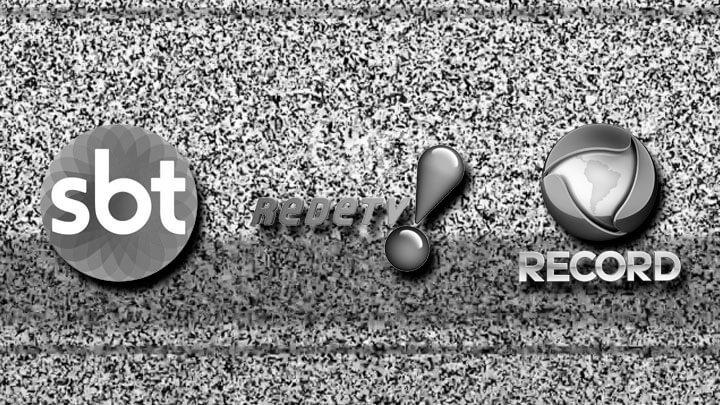 SBT, Record e RedeTV