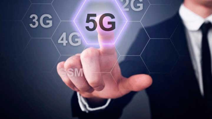O 5G no mundo