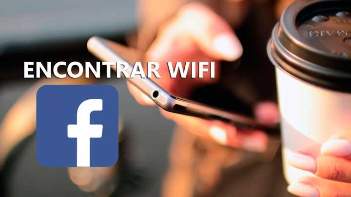 Facebook Encontrar WIFI
