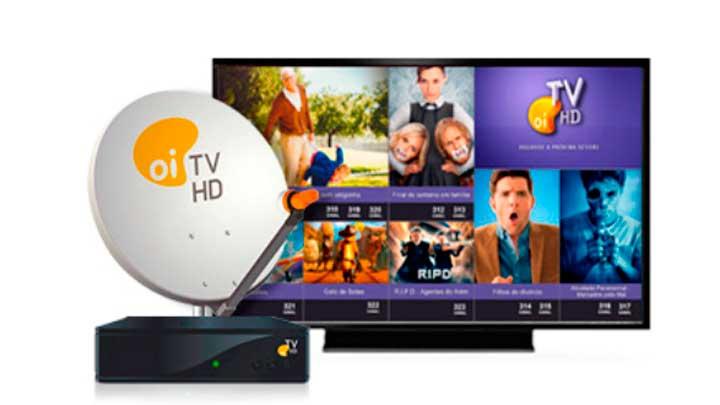 Oi TV livre HD