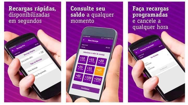 Vivo Recarga App