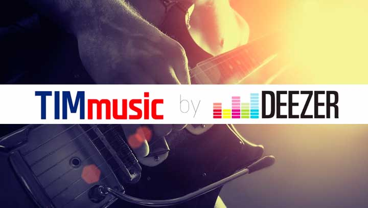 TIM Music by Deezer