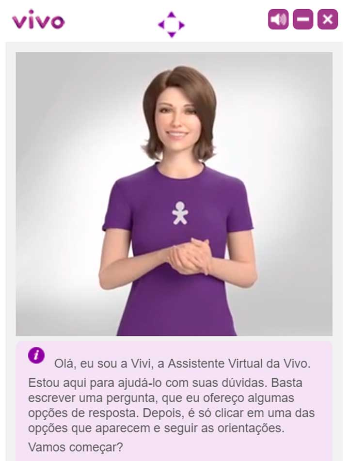 Vivo Assistente Virtual