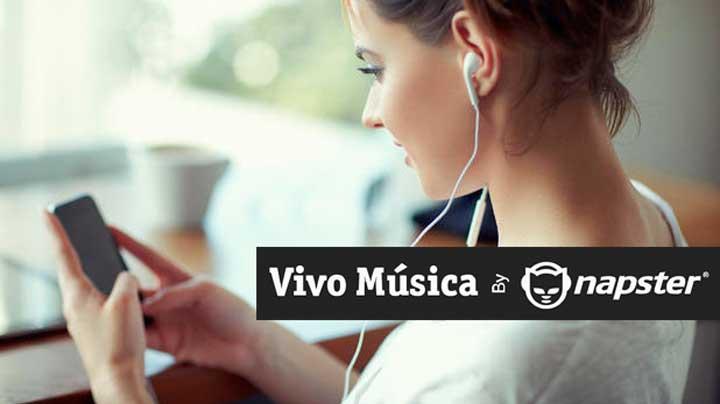Vivo Música como funciona
