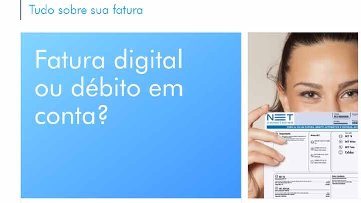 Fatura Digital NET