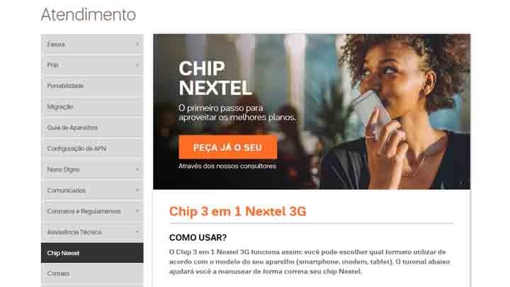 Chip Nextel