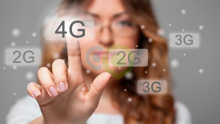 direito de velocidade mínima de internet