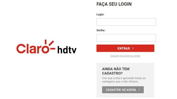 Login HDTV
