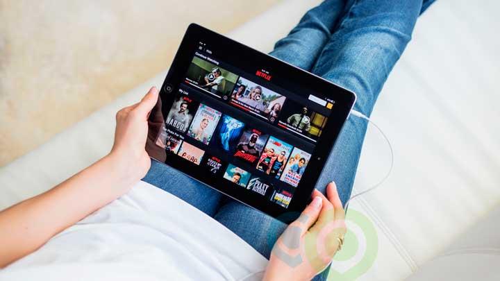 usar a Netflix sem internet