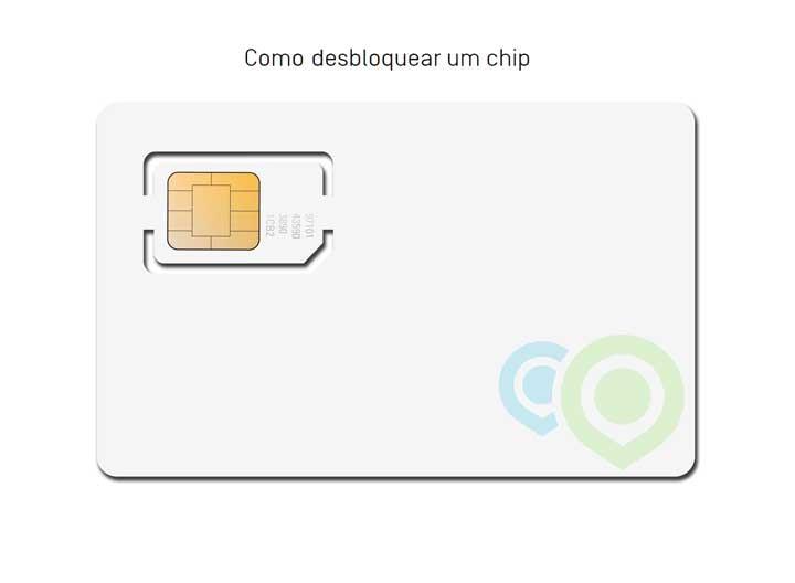 Desbloqueio de Chip