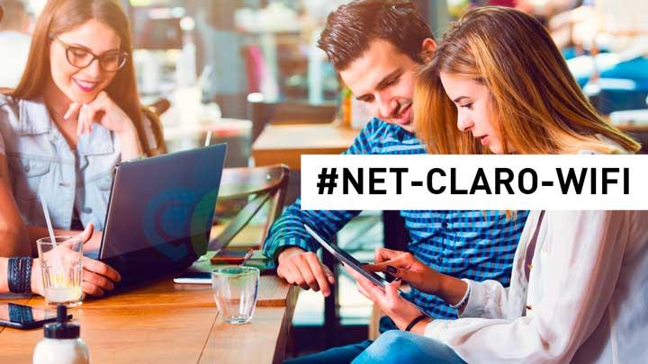 NET Claro Wi-Fi