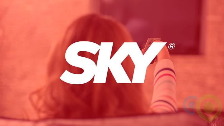 TV SKY guia de programação