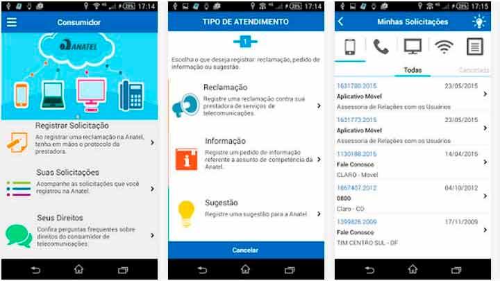 App da Anatel