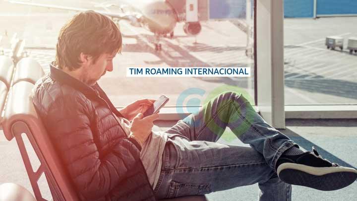 Roaming Internacional TIM