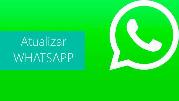 Atualizar WhatsApp