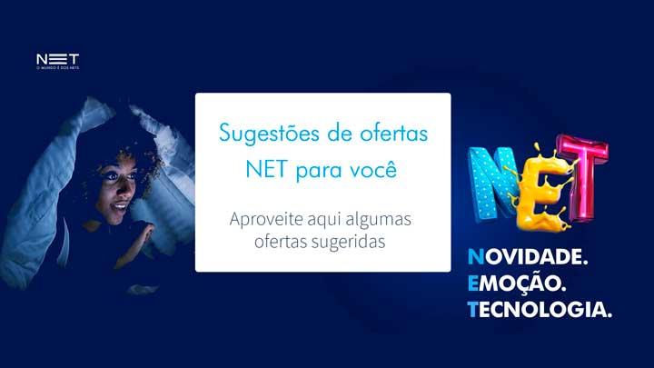 Promoções da NET
