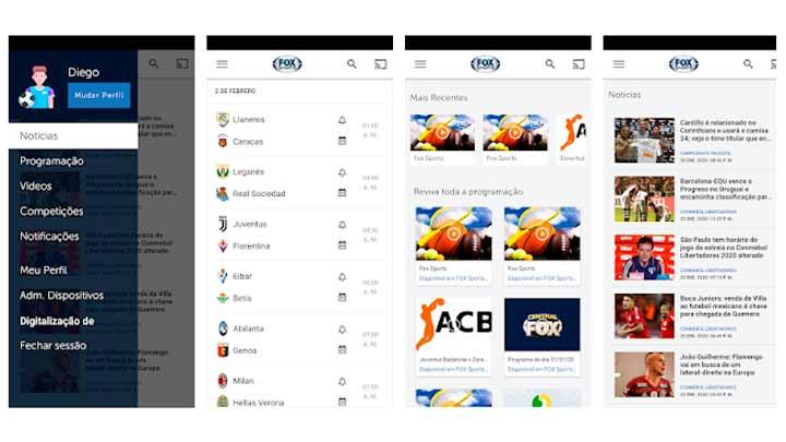 App Fox Sports Play