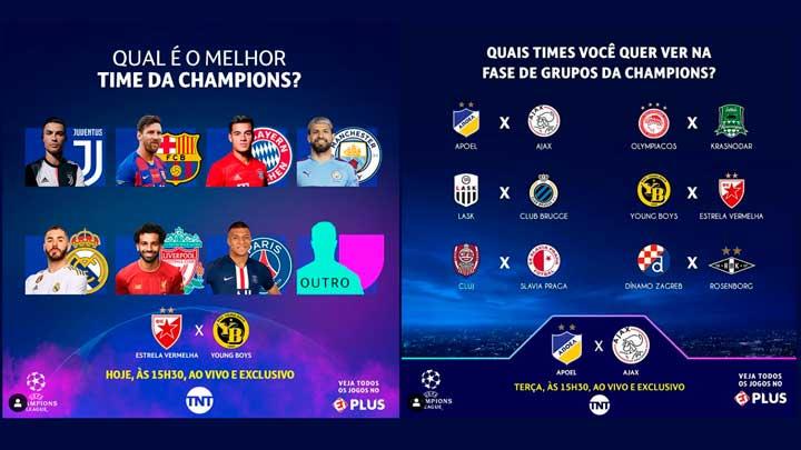 Champions League Jogos Saiba Como Assistir Ao Campeonato Melhor Escolha