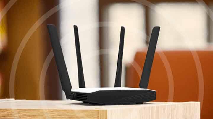 Recuperar a senha do Wi-fi