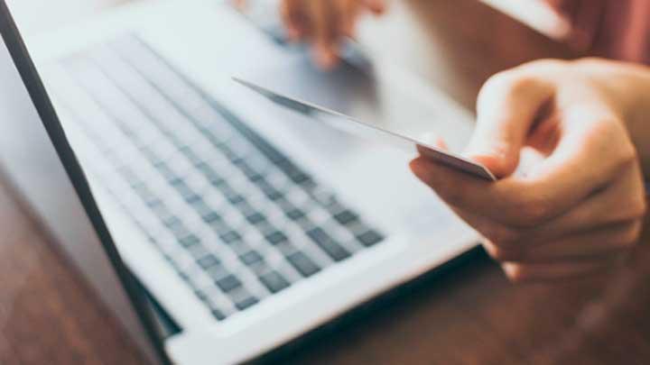 Fatura NET cartão de crédito