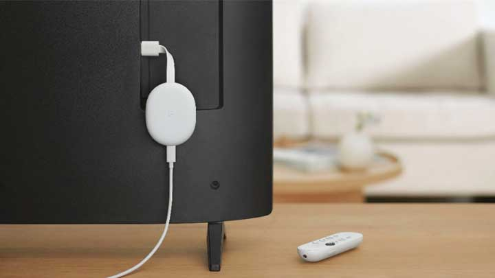 Instalar Chromecast